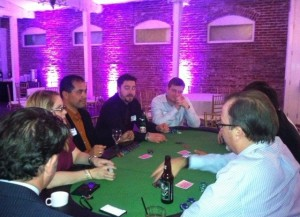 2013 Poker Tournament Final Table